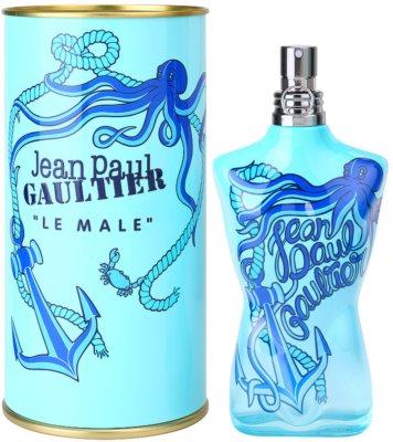 Jean Paul Gaultier Le Male Summer 2014 Eau de Cologne for Men