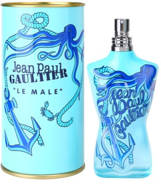 Jean Paul Gaultier Le Male Summer 2014 kolínská voda pro muže