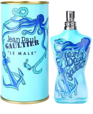 Jean Paul Gaultier Le Male Summer 2014 одеколон для чоловіків