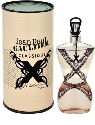 Jean Paul Gaultier Classique X Collection L'Eau Eau de Toilette pentru femei