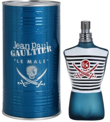 Jean Paul Gaultier Le Male Pirate Edition Collector 2015 Eau de Toilette para homens