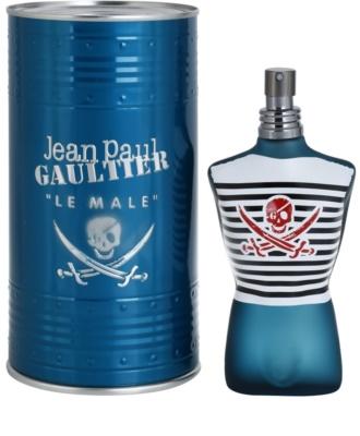 Jean Paul Gaultier Le Male Pirate Edition Collector 2015 toaletní voda pro muže