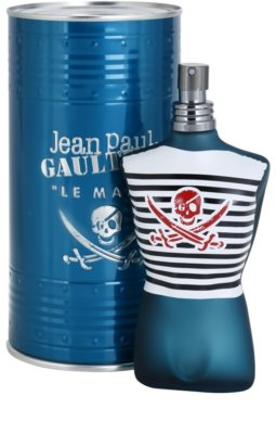 Jean Paul Gaultier Le Male Pirate Edition Collector 2015 Eau de Toilette pentru barbati 1