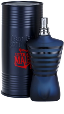 Jean Paul Gaultier Ultra Male Intense Eau de Toilette para homens 1