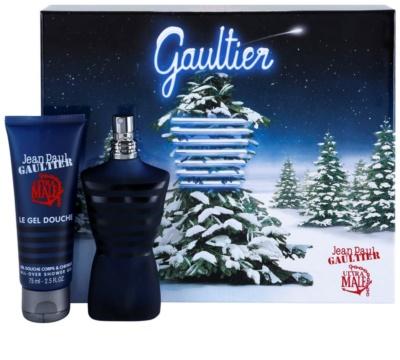 Jean Paul Gaultier Ultra Male Intense coffret presente
