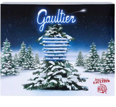 Jean Paul Gaultier Ultra Male Intense lote de regalo 2