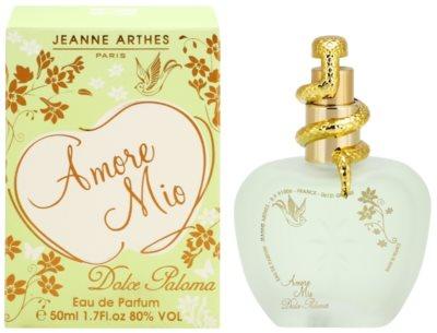Jeanne Arthes Amore Mio Dolce Paloma Eau de Parfum para mulheres
