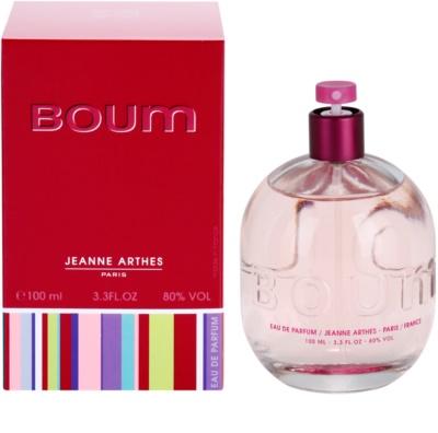 Jeanne Arthes Boum Eau de Parfum para mulheres