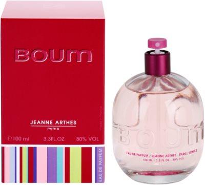 Jeanne Arthes Boum Eau De Parfum pentru femei