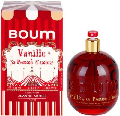 Jeanne Arthes Boum Vanille Sa Pomme d'Amour Eau de Parfum para mulheres