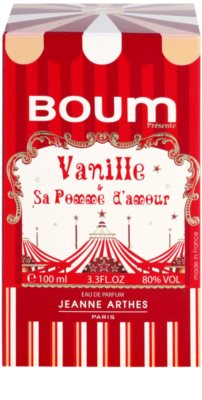 Jeanne Arthes Boum Vanille Sa Pomme d'Amour eau de parfum para mujer 3