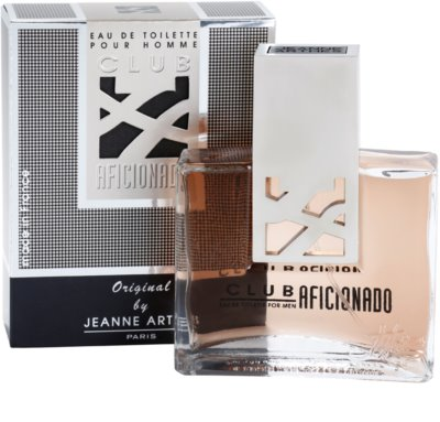 Jeanne Arthes Club Aficionado for Men Eau de Toilette pentru barbati 1