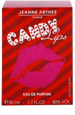 Jeanne Arthes Candy Lips Eau de Parfum para mulheres 4
