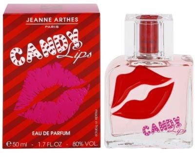 Jeanne Arthes Candy Lips Eau de Parfum für Damen