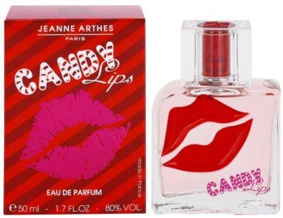 Jeanne Arthes Candy Lips Eau De Parfum pentru femei