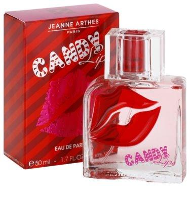 Jeanne Arthes Candy Lips Eau de Parfum para mulheres 1