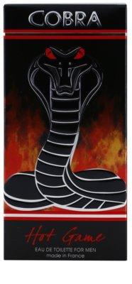 Jeanne Arthes Cobra Hot Game woda toaletowa dla mężczyzn 4