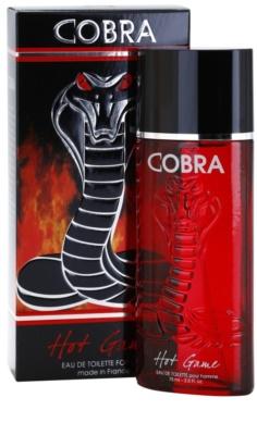 Jeanne Arthes Cobra Hot Game woda toaletowa dla mężczyzn 1