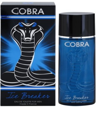 Jeanne Arthes Cobra Ice Breaker eau de toilette para hombre