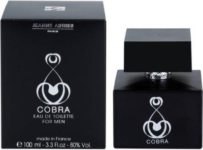 Jeanne Arthes Cobra for Him Version Inedite woda toaletowa dla mężczyzn