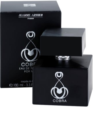 Jeanne Arthes Cobra for Him Version Inedite Eau de Toilette para homens 1