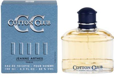 Jeanne Arthes Cotton Club Eau de Toilette para homens