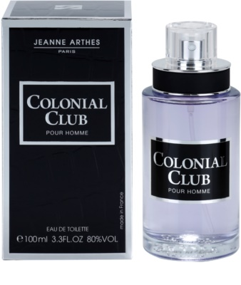 Jeanne Arthes Colonial Club eau de toilette férfiaknak