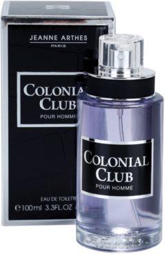 Jeanne Arthes Colonial Club Eau de Toilette für Herren 1