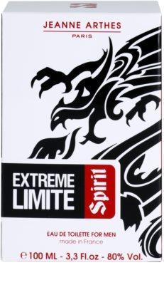 Jeanne Arthes Extreme Limite Spirit toaletna voda za moške 4