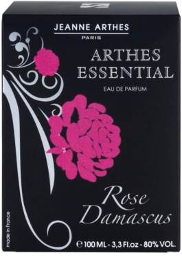 Jeanne Arthes Arthes Essential Rose Damascus парфюмна вода за жени 4