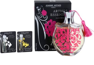 Jeanne Arthes Arthes Essential Rose Damascus парфюмна вода за жени 1