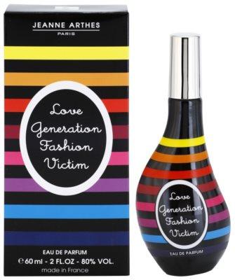 Jeanne Arthes Love Generation Fashion Victim eau de parfum para mujer