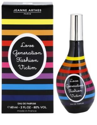 Jeanne Arthes Love Generation Fashion Victim parfémovaná voda pre ženy