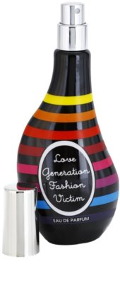 Jeanne Arthes Love Generation Fashion Victim eau de parfum nőknek 3