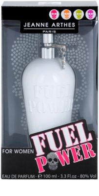 Jeanne Arthes Fuel Power Eau de Parfum para mulheres 3