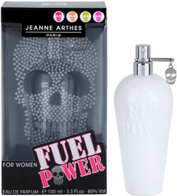 Jeanne Arthes Fuel Power eau de parfum nőknek