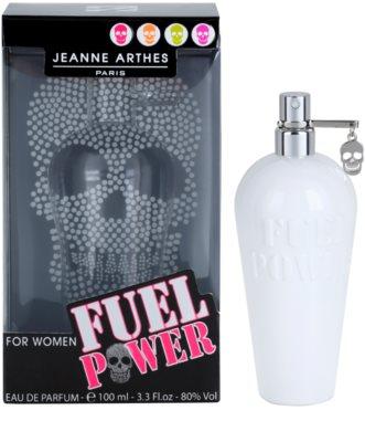 Jeanne Arthes Fuel Power Eau de Parfum para mulheres