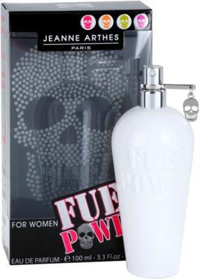 Jeanne Arthes Fuel Power Eau de Parfum para mulheres 1