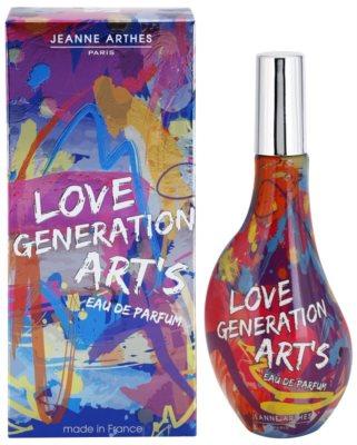 Jeanne Arthes Love Generation Art's парфумована вода для жінок