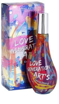 Jeanne Arthes Love Generation Art's parfémovaná voda pro ženy 1