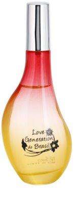 Jeanne Arthes Love Generation do Brasil eau de parfum nőknek 2