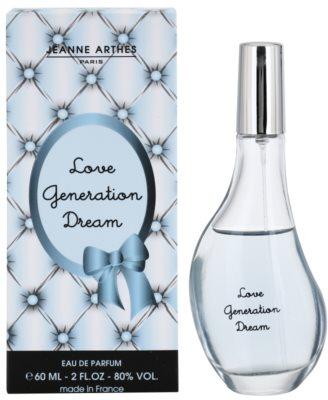 Jeanne Arthes Love Generation Dream Eau De Parfum pentru femei