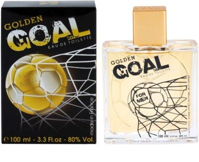 Jeanne Arthes Golden Goal eau de toilette férfiaknak