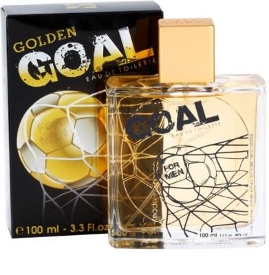 Jeanne Arthes Golden Goal eau de toilette férfiaknak 1