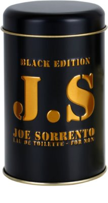 Jeanne Arthes Joe Sorrento Black Edition Eau de Toilette für Herren 4