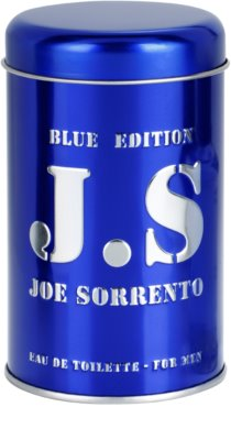 Jeanne Arthes J.S. Joe Sorrento Blue Edition eau de toilette para hombre 4