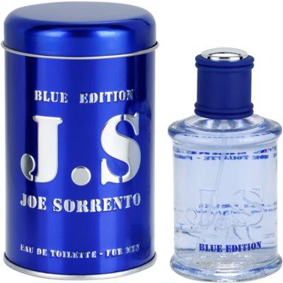 Jeanne Arthes J.S. Joe Sorrento Blue Edition Eau de Toilette pentru barbati