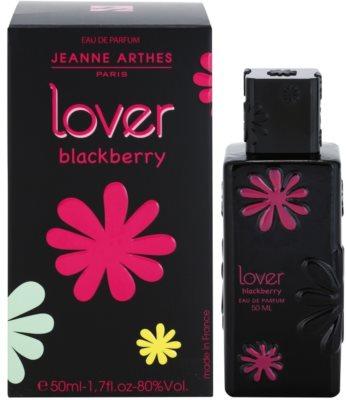 Jeanne Arthes Lover Blackberry eau de parfum para mujer