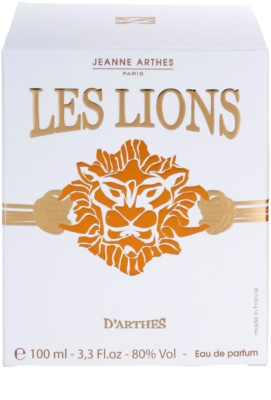 Jeanne Arthes Les Lions парфюмна вода за жени 4