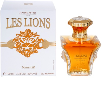 Jeanne Arthes Les Lions eau de parfum para mujer